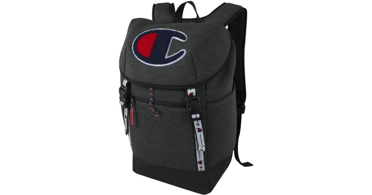 16ae39de6b Lyst - Champion Unisex Prime Backpack in Black for Men