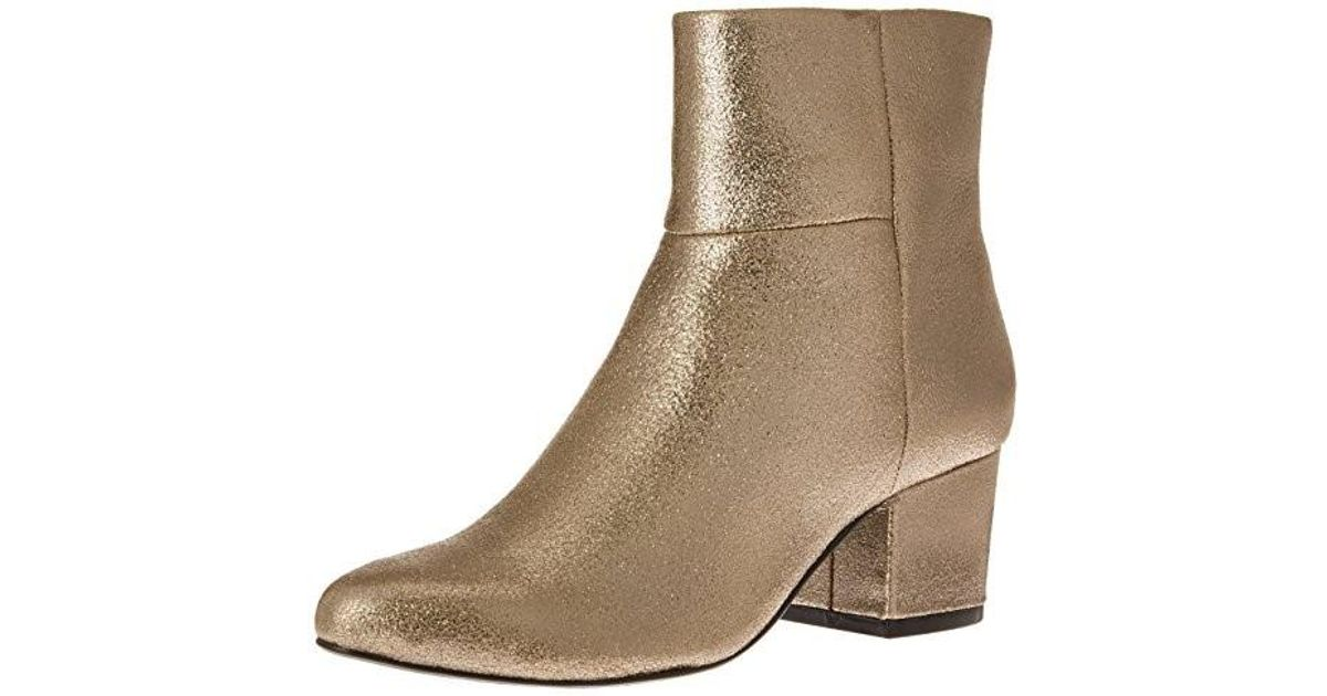 6415e56471c Lyst - Steve Madden Steven By Wes Ankle Bootie in Brown