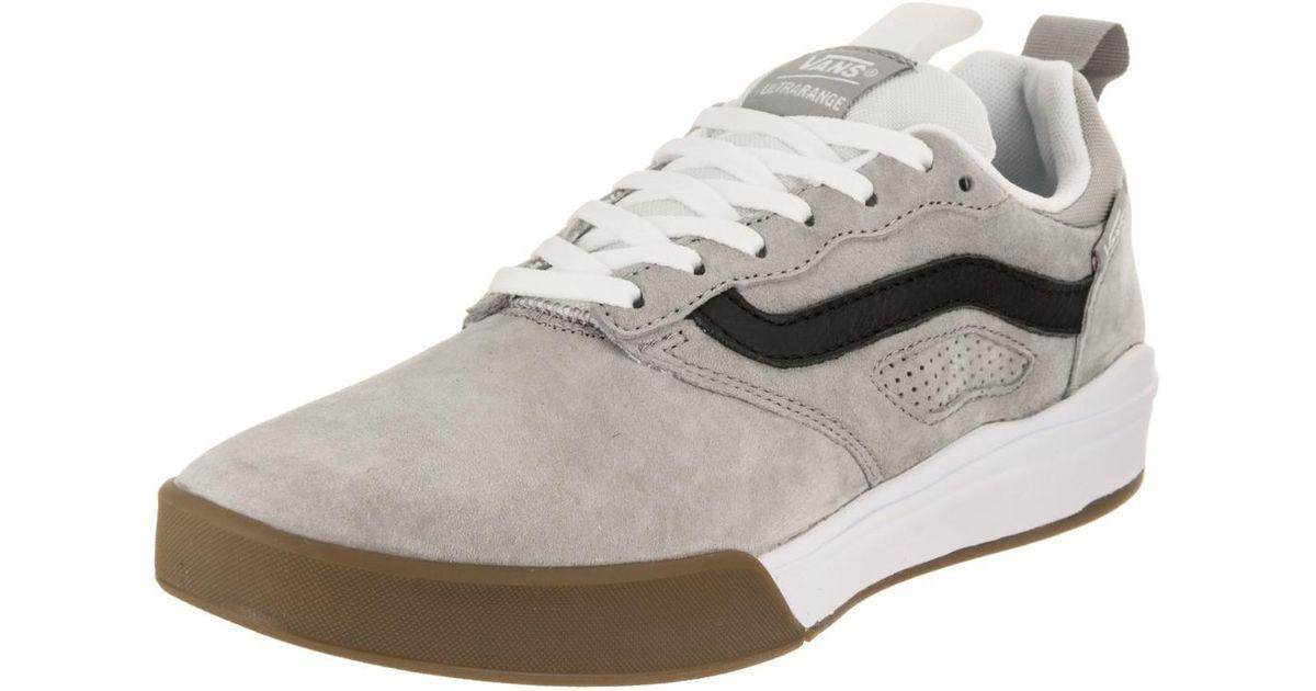 feea032b2a Lyst - Vans Ultrarange Pro Dr Drizzle white Skate Shoe 8.5 Men Us in White  for Men