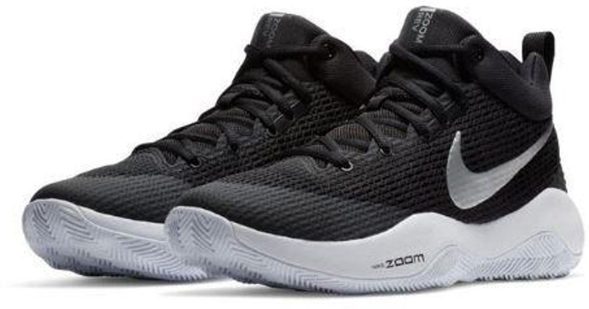 caeaed7aac45a Lyst - Nike Zoom Rev Tb in Black for Men