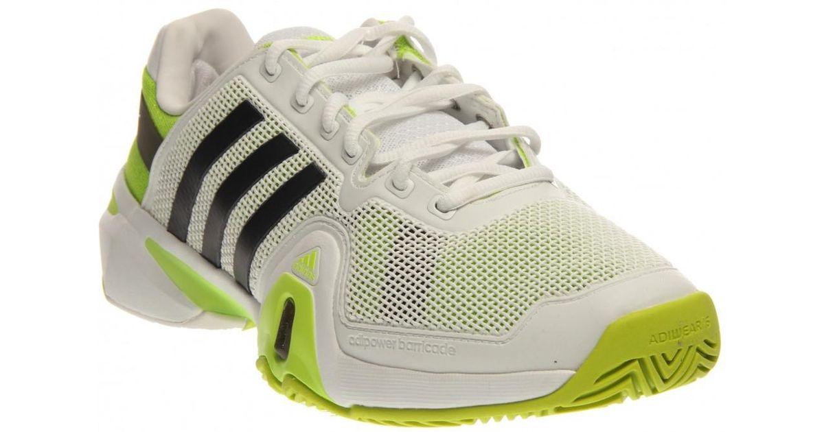 36d174dcbda2 ... Tennis Shoes  order online 130e2 71b3d Lyst - Adidas Originals Adipower  Barricade 8 for Men ...