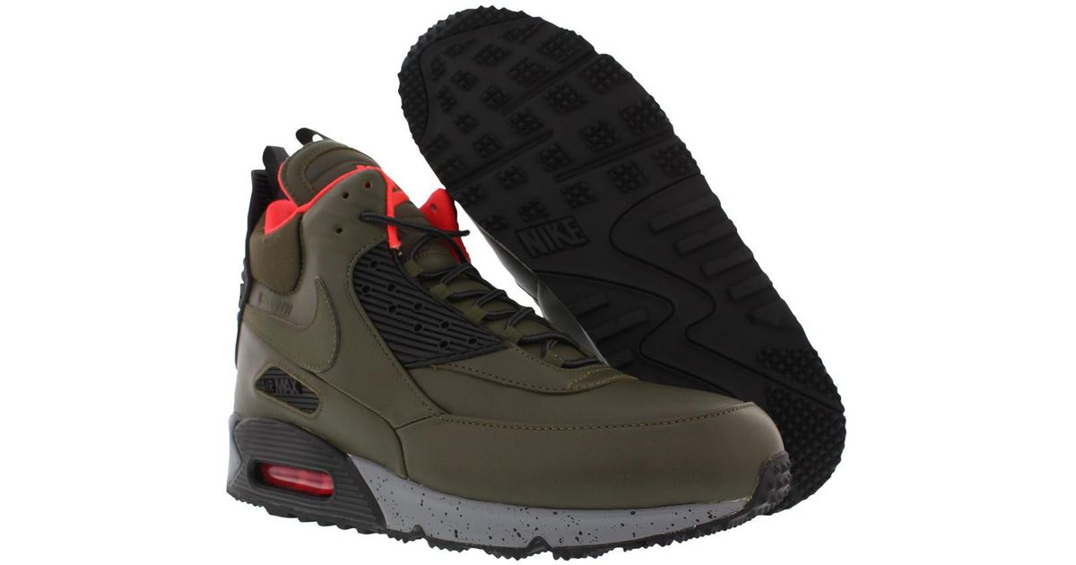 nike air max 90 sneakerboot black anthracite Nike Air Max 90