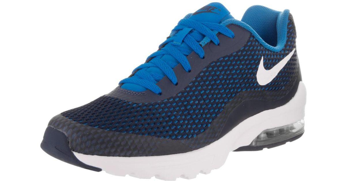 Nike - Air Max Invigor Se Midnight Navy/white Photo Blue Running Shoe 10.5  Men Us for Men - Lyst