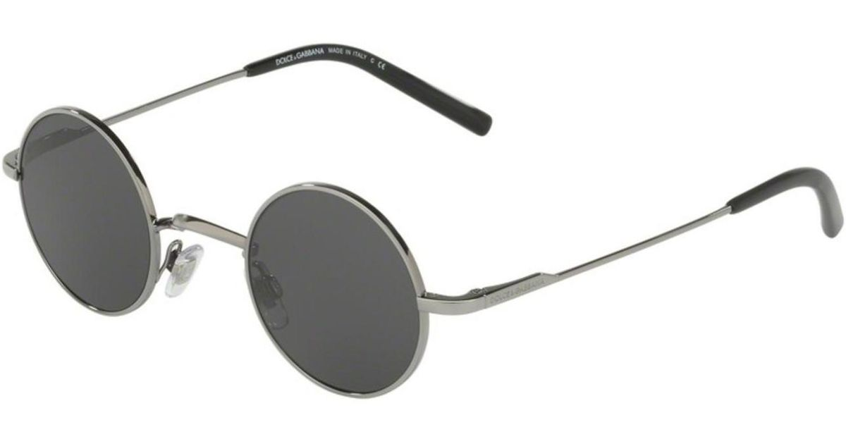 351e5a27a8f Lyst - Dolce   Gabbana D g Dg2168 Dg 2168 04 87 Fashion Sunglasses 42mm for  Men