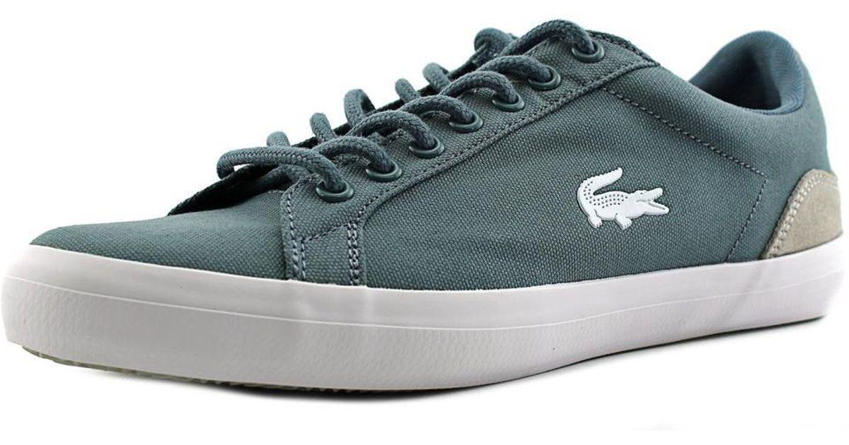 c623e9d920b4 Lyst - Lacoste Lerond Sep Men Us 7.5 Blue Sneakers Uk 6.5 Eu 40 for Men