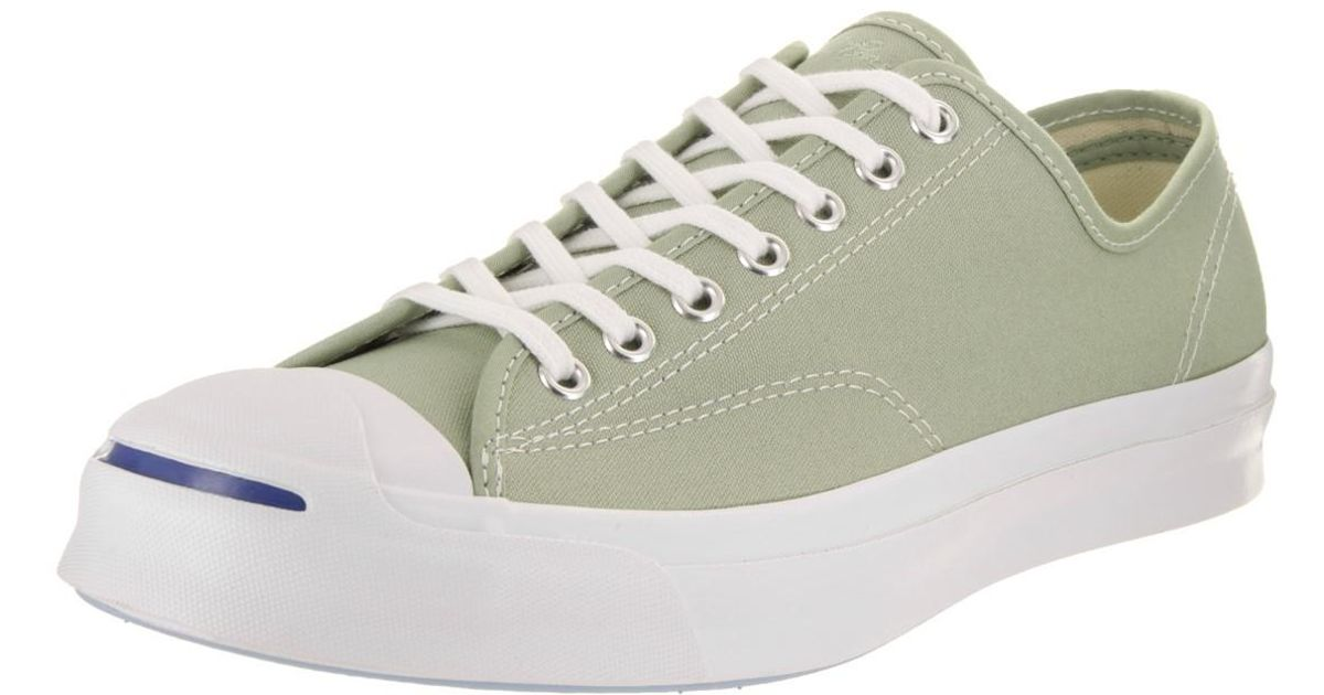 8435c45c686d Lyst - Converse Unisex Jack Purcell Signature Ox Dried Sage white white  Casual Shoe 6 Us   7.5 Us in White