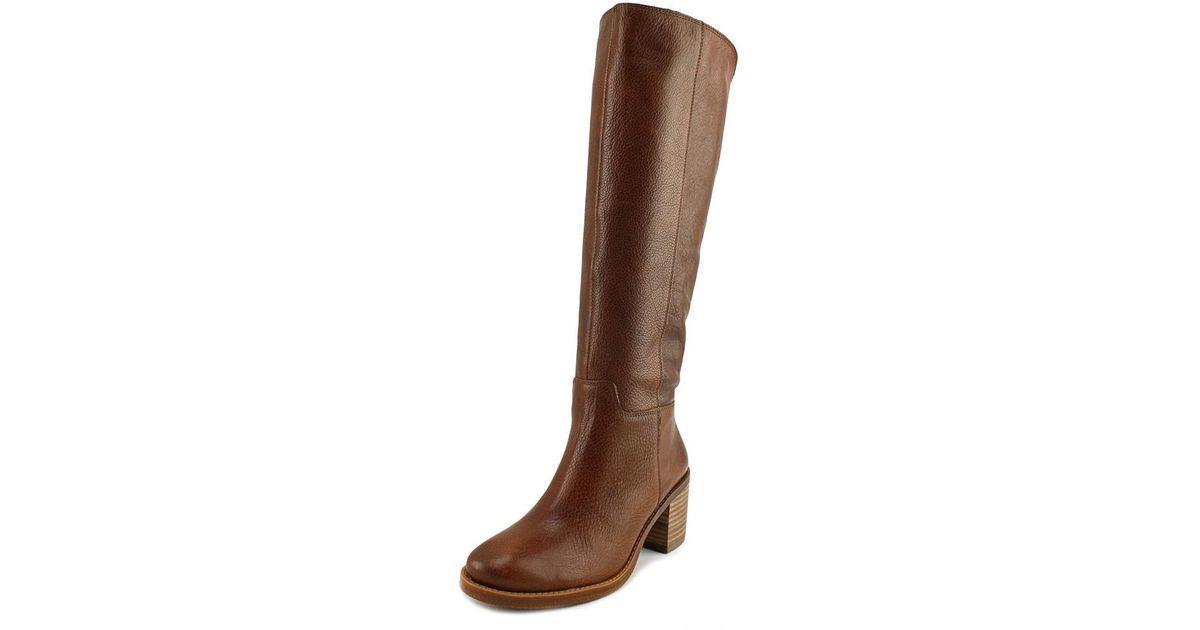 0474ccba9b4 Lyst - Lucky Brand Ritten Women Us 8 Brown Knee High Boot in Brown