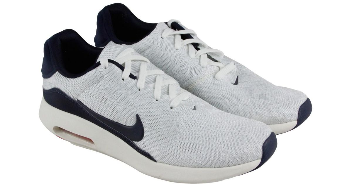 1c20d8df26a51 Lyst - Nike Air Max Modern Flyknit in White for Men