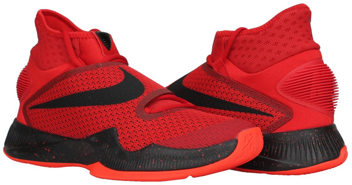 differently de232 09fa8 Nike Zoom Hyperrev 2016 University Red brght Crmsn blk Basketball Shoe 10  Men Us in Red for Men - Lyst