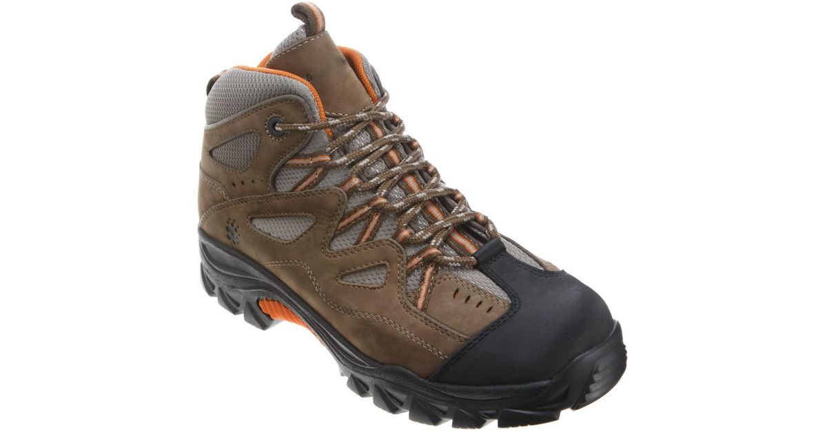 cfa36d24cbd Wolverine - Multicolor Durant ® Wp St Eh Slip Resistant Hiker Work Boots  for Men - Lyst
