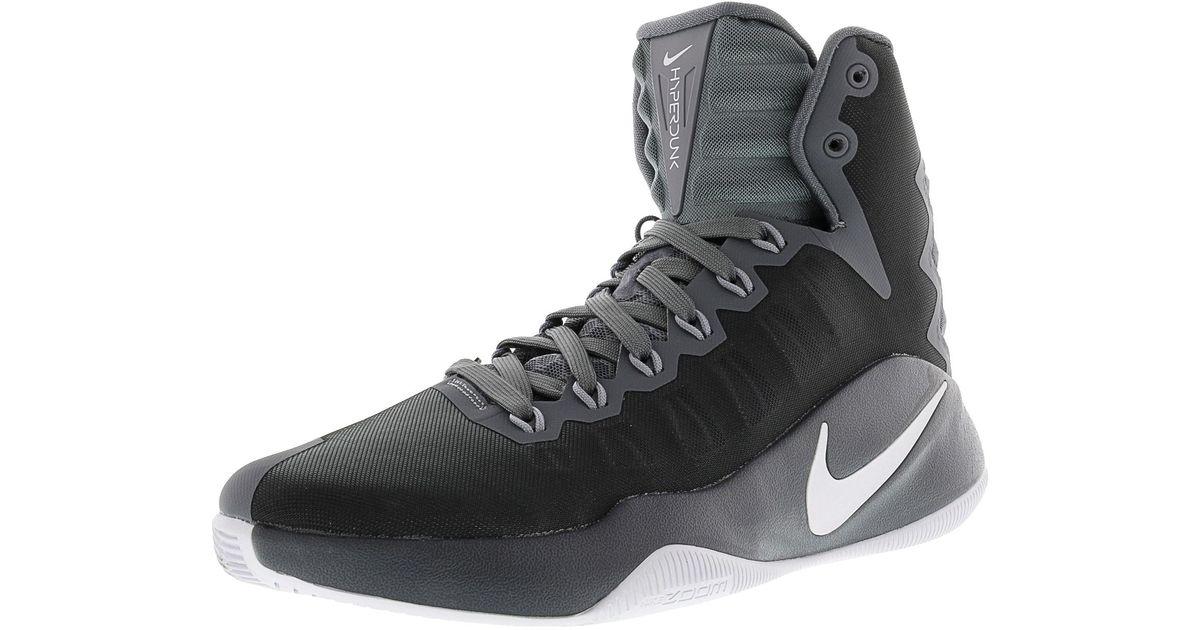 Lyst Nike Hyperdunk 2016 Cool Grey White Wolf High Top