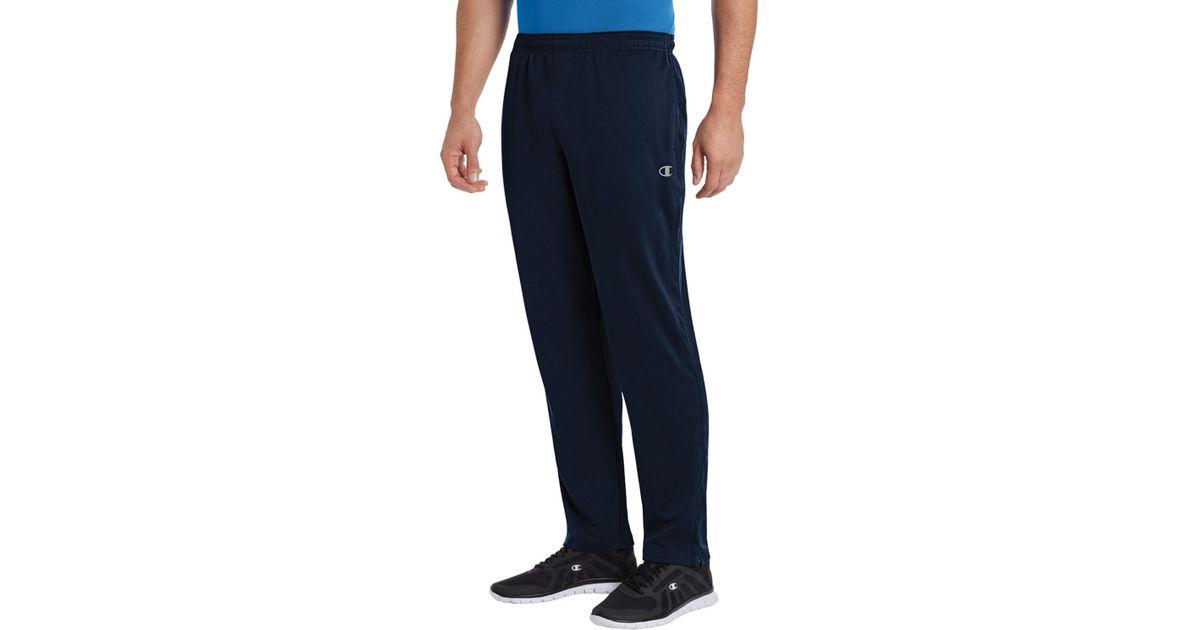2db4d11f7c2d Lyst - Champion Mens Vapor Select Training Pants in Blue for Men - Save 8%