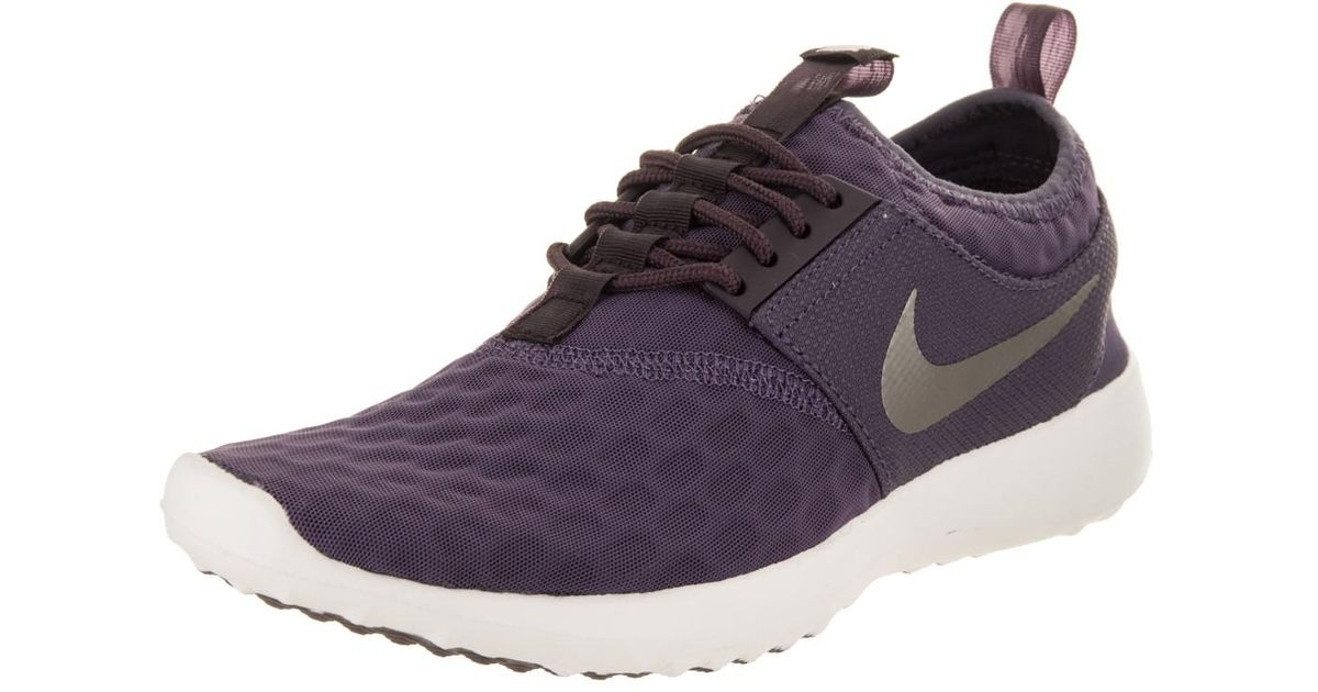 6dc1c95d9fe0 Lyst - Nike Juvenate Dark raisin mtlc pewter Running Shoe 7 Women Us