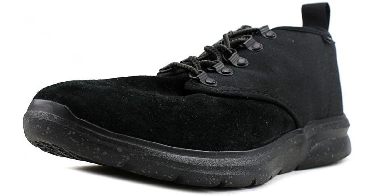 21acc509bdd63a Lyst - Vans Iso 2 Mid Men Us 11 Black Skate Shoe in Black for Men