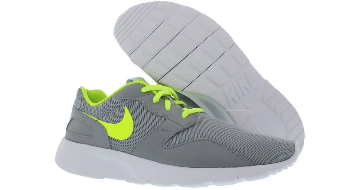 Lyst - Nike Kaishi (gs) Running Boy s Shoes Size 7 in Gray for Men a76bf1e236cf