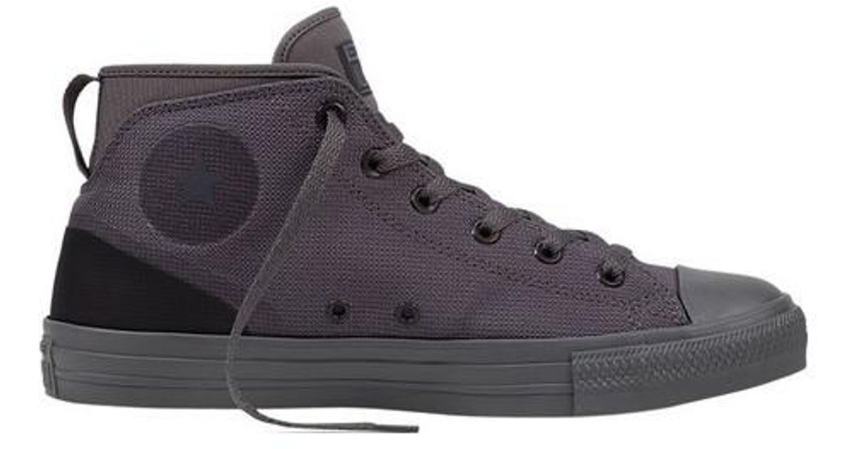 db454cc5620 Lyst - Converse Unisex Chuck Taylor All Star Syde Street Mid Sneaker for Men