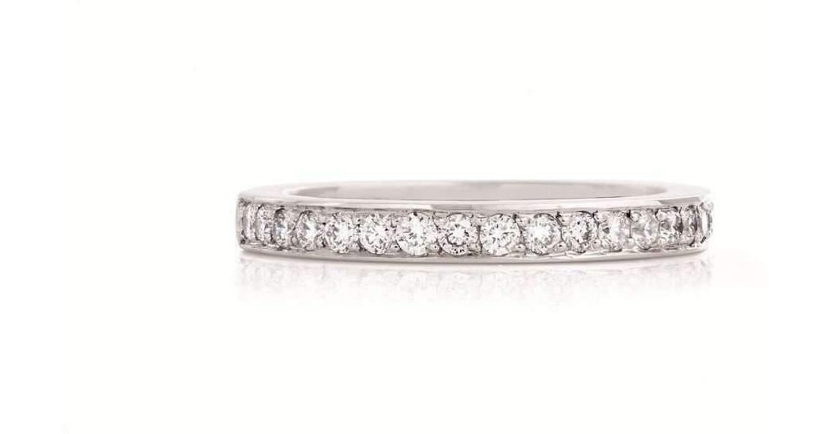 catherine budd jewellery crown wedding ring lyst - Crown Wedding Ring