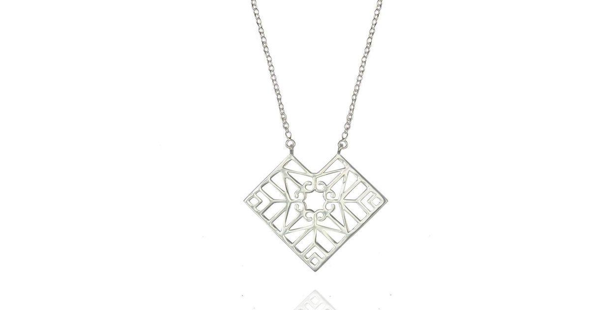 Zefyr Bokeo Necklace Sterling Silver K7jPb5Es