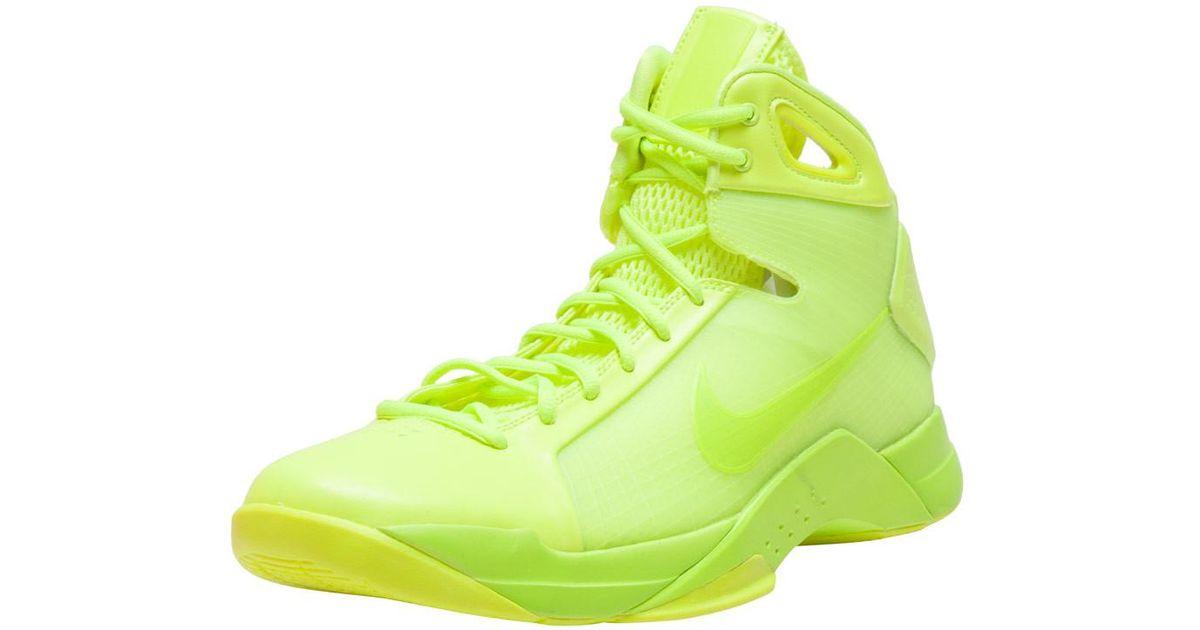 277a482d45ed Lyst - Nike Hyperdunk 08 Sneaker in Green for Men