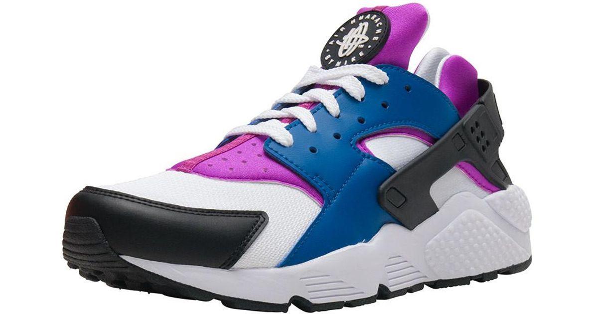 timeless design 2c3c6 c7599 Nike - Blue Air Huarache Sneaker for Men - Lyst