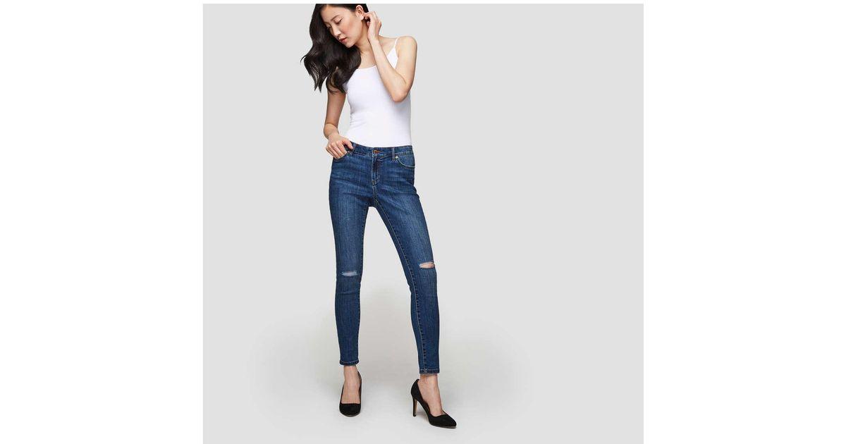 a3623ab8939 Lyst - Joe Fresh Classic Slim Fit Washed Jean in Blue