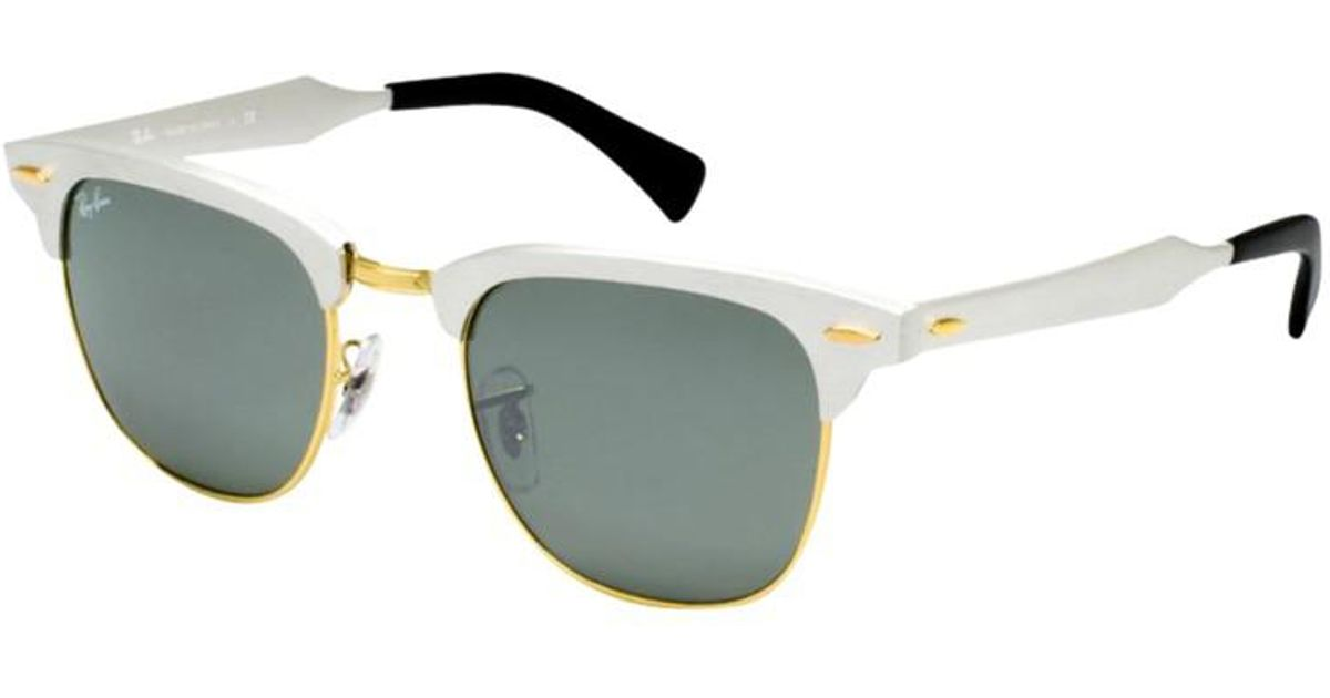 9afe445fbe Ray-Ban Rb3507 Clubmaster Sunglasses - Lyst