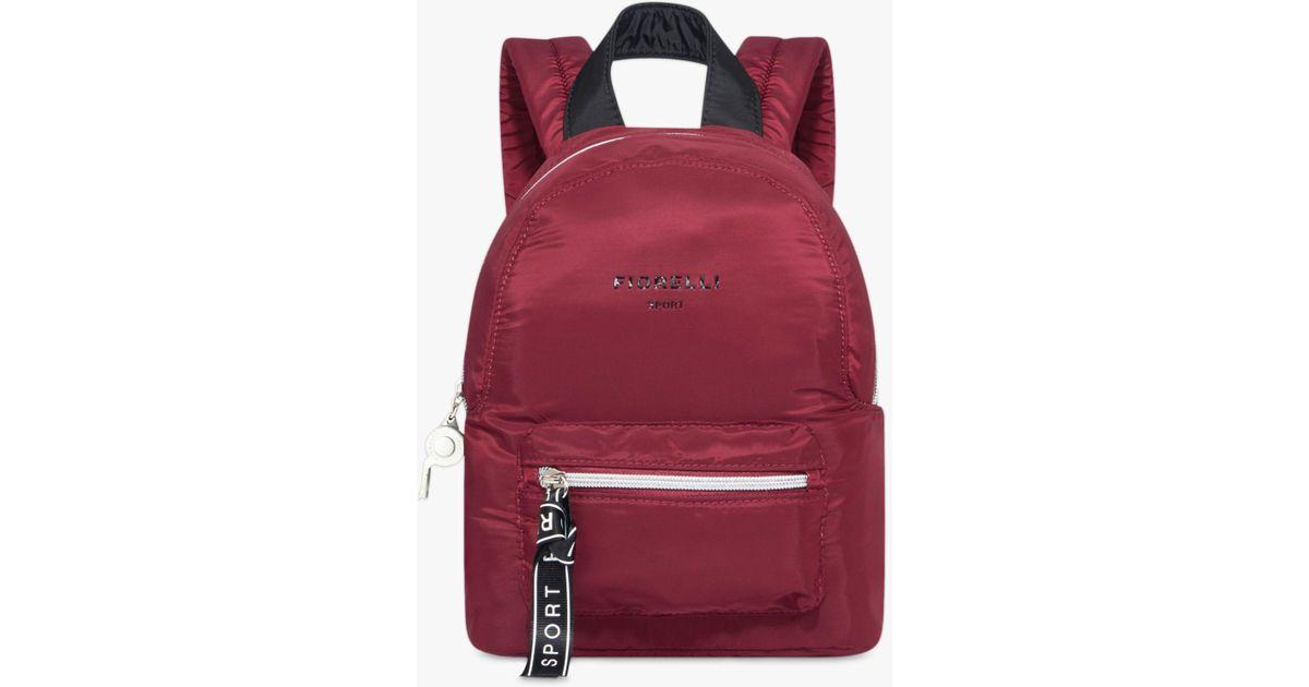 Fiorelli Sport Strike Core Mini Backpack in Red - Lyst