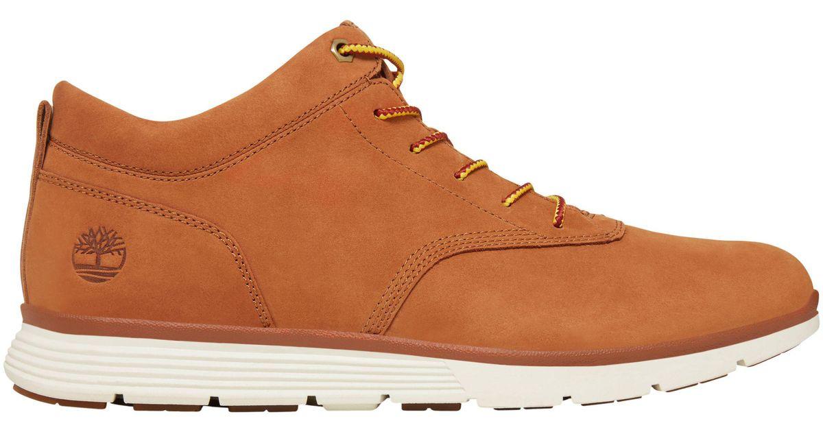 Timberland Brown Killington Half Cab Chukka Boots for men