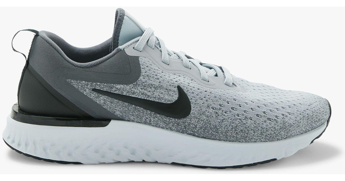98a52aa495d4 Nike Odyssey React Men s Running Shoe in Gray for Men - Lyst