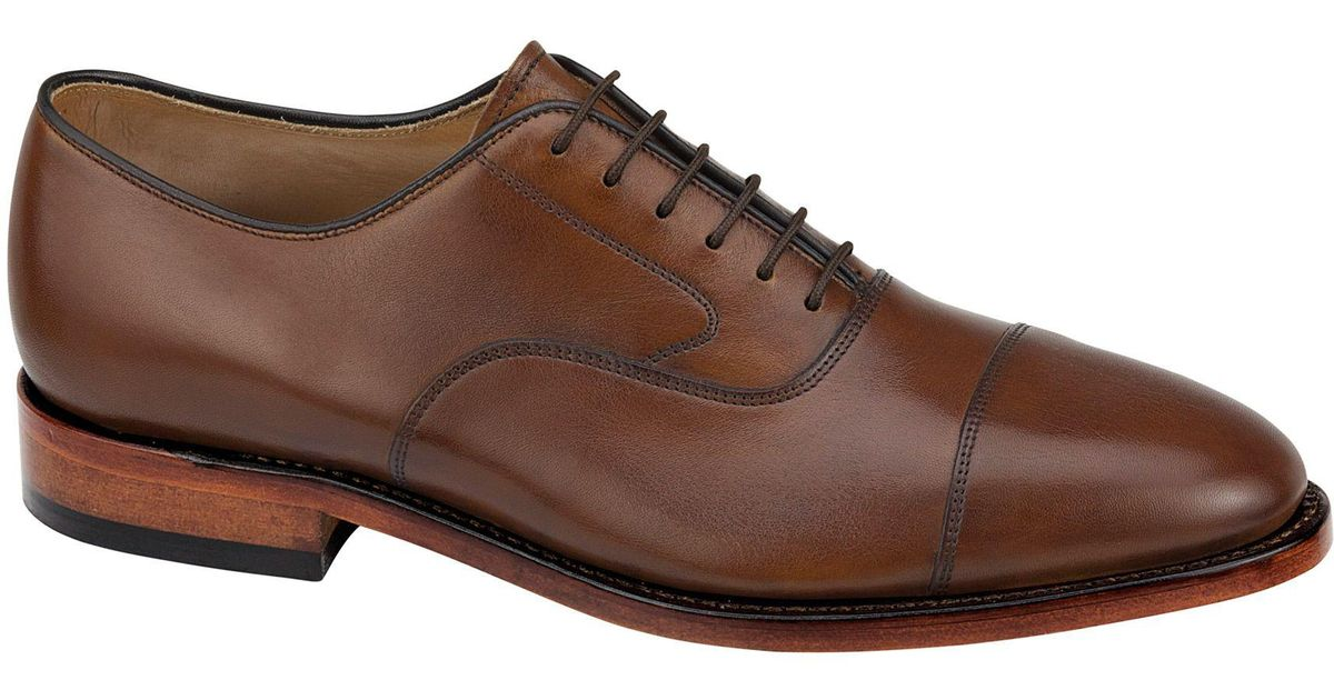 Johnston And Murphy Melton Shoes On Sale
