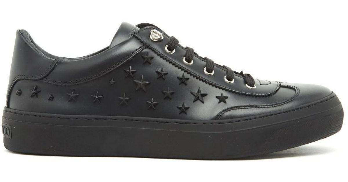 e00e4af5b885 Lyst - Jimmy Choo  ace  Sneakers in Black for Men