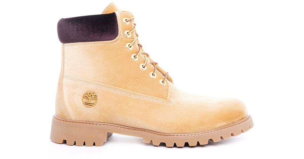 6b875d1bb543 Lyst - Off-White c o Virgil Abloh Timberland Bootie for Men
