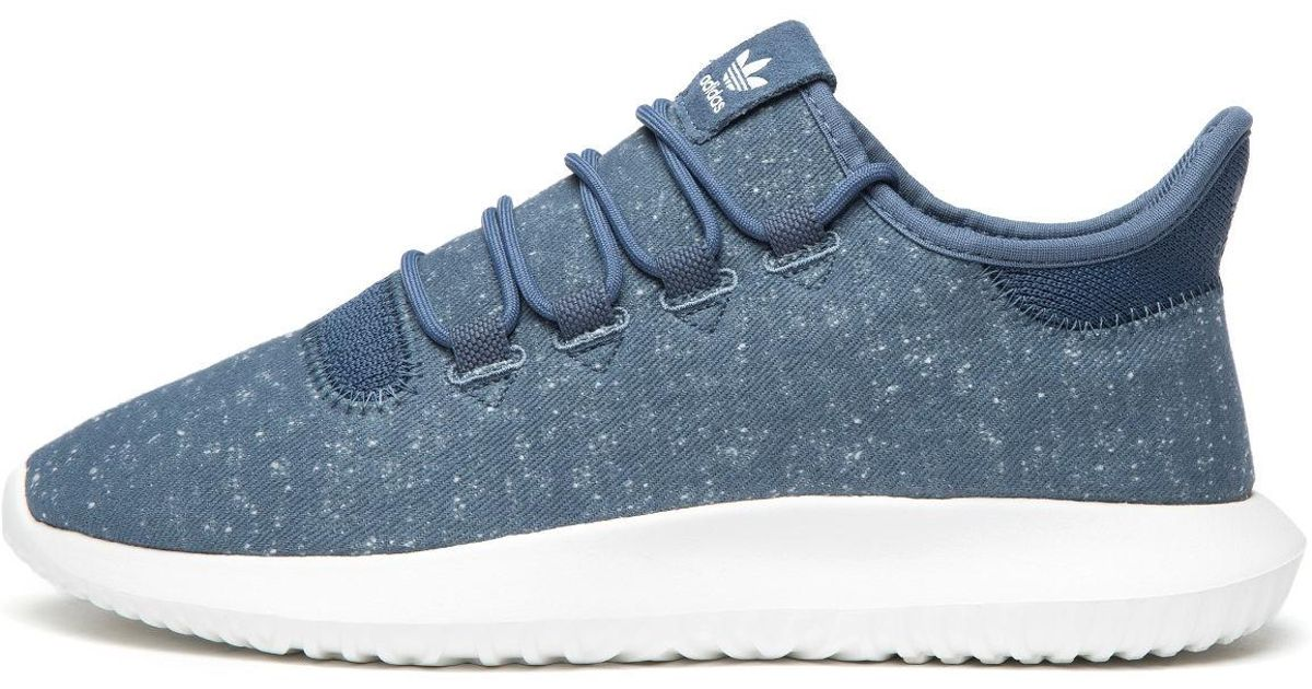 3ac761329d939 Lyst - adidas The Tubular Shadow In Tec Ink And Crystal White in White for  Men