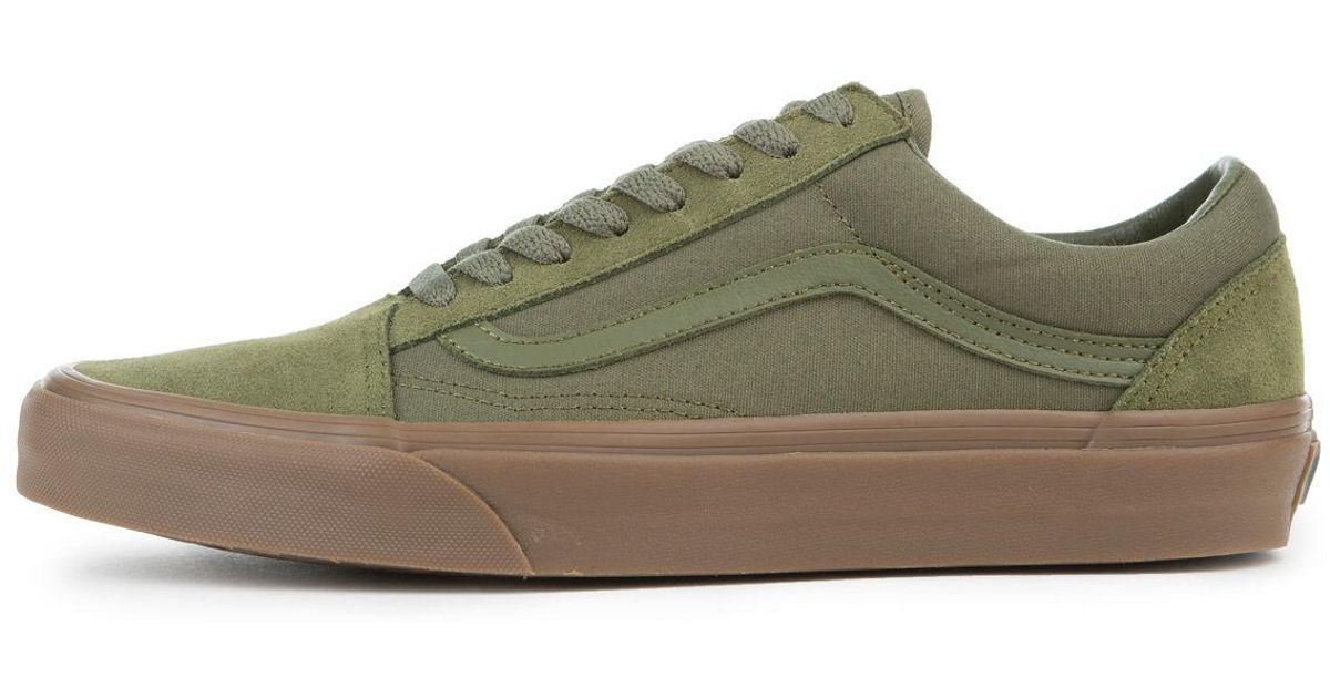 Moss Lyst Gum In Unisex For The And Vans Skool Green Men Old Winter rS0fq
