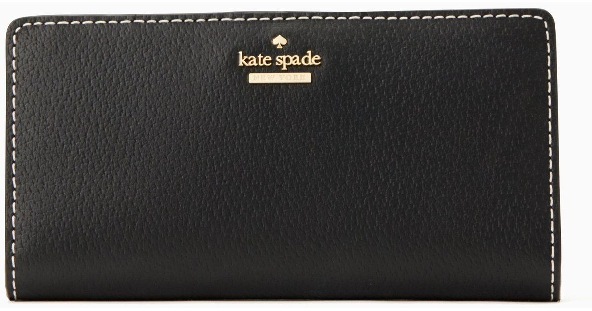 16eab7137155 Kate Spade - Black Thompson Street Stacy - Lyst