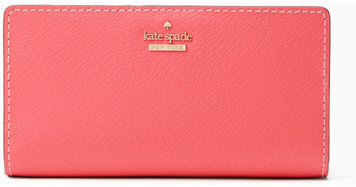 eee4428f4602 Kate Spade - Pink Thompson Street Stacy - Lyst