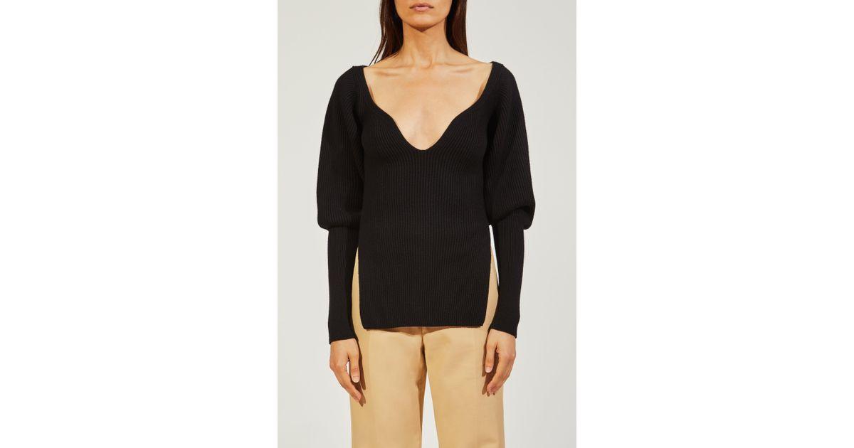 84qv4s 84qv4s Sweater Natasha Khaite Khaite Natasha Natasha Sweater Sweater qC657Fnw