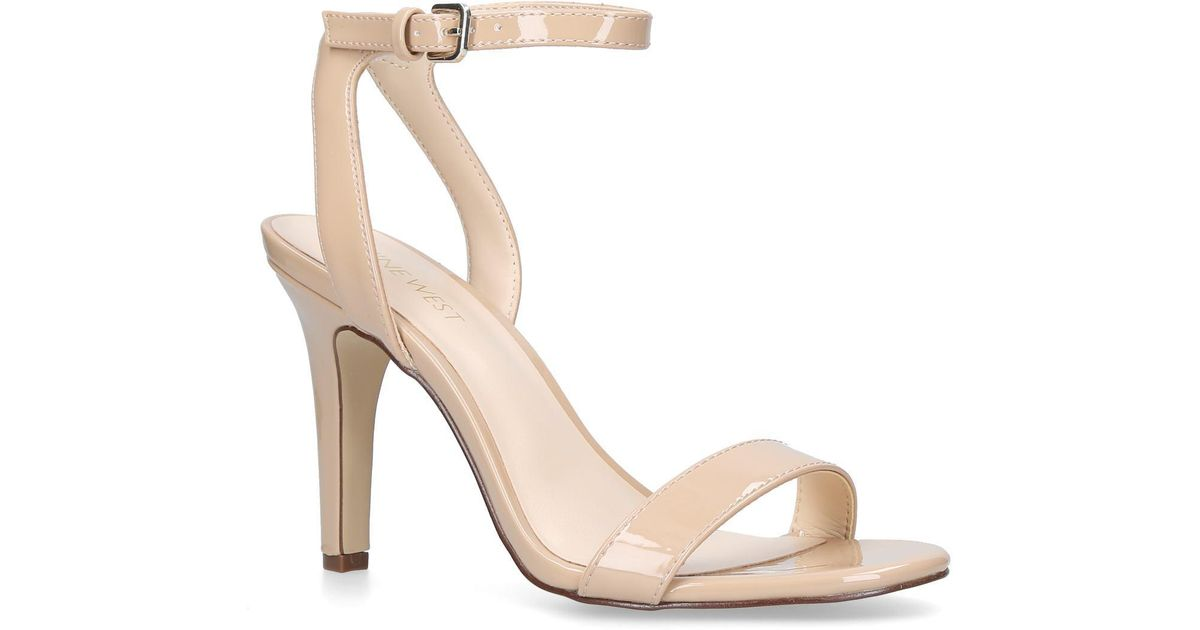 be4856a70ce Nine West Aniston in Natural - Lyst