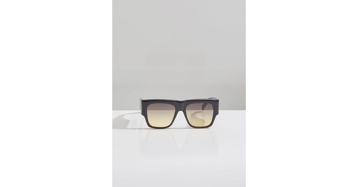 ecb31e95cf6 Céline Square Acetate Gradient Sunglasses - Lyst
