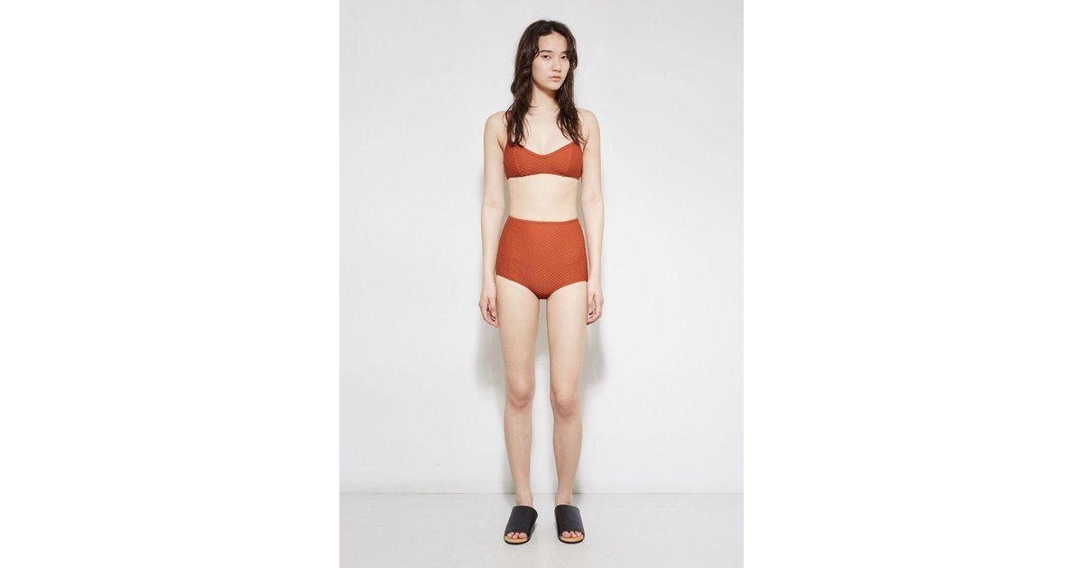 658ac32202314 Rachel Comey Keena Bikini Bottom - Lyst