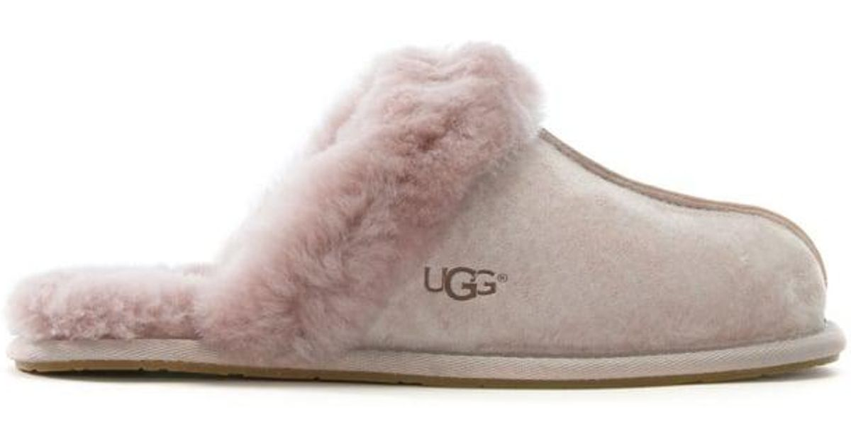 484d13acb651f8 Lyst - UGG Womens Scuffette Ii Dusk Shearling Slippers