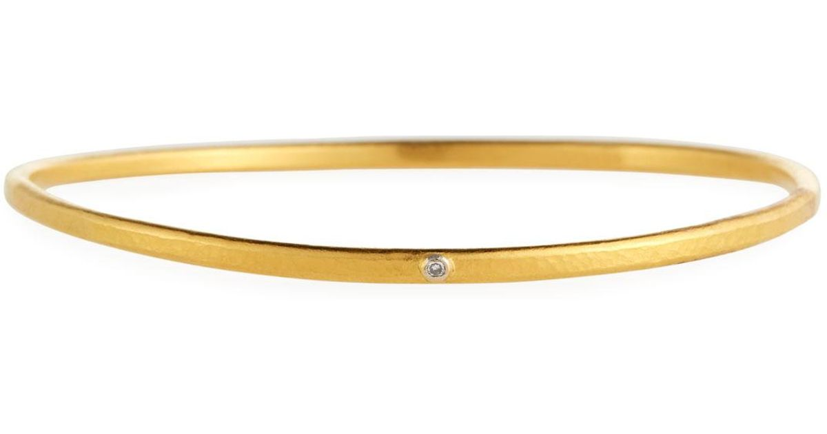 Gurhan Constellation Collection 5-Diamond Bangle