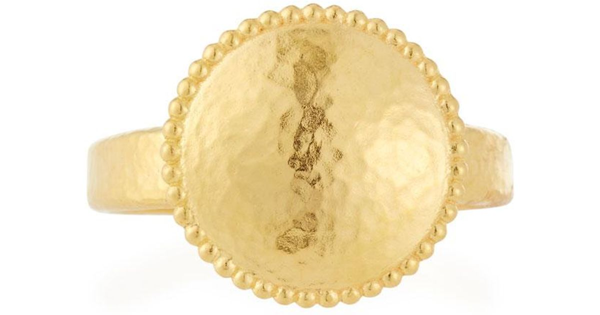 Gurhan Monarch 22k Ring, Size 8