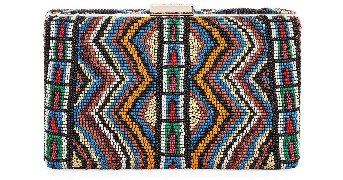 7194f27a90 Lyst - Valentino Cabana Medium Rockstud Top-handle Satchel Bag