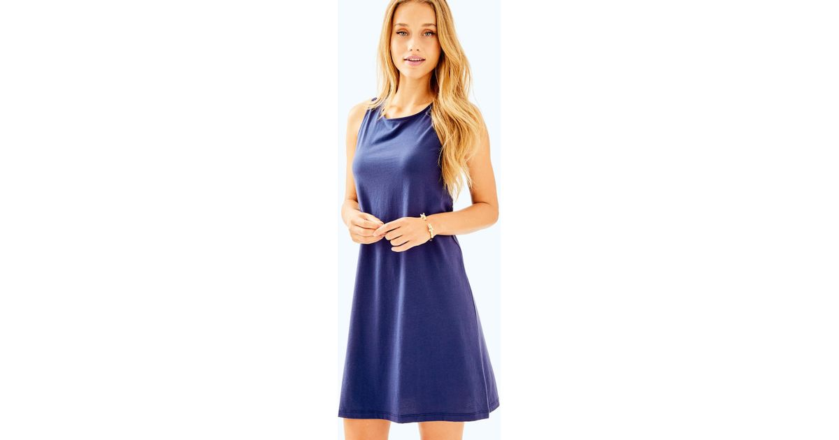 036357a18c1 Lilly Pulitzer Kristen Dress in Blue - Lyst