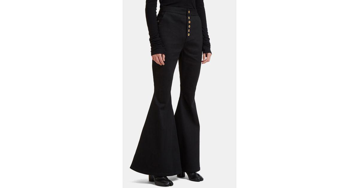 Ophelia Grande Cloche De La Jambe Du Bas Des Pantalons Ellery yZzW5N
