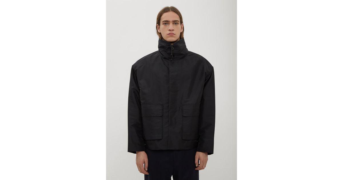 In Black Funnel For Jil Neck Men Renik Save Jacket Sander wxqw1XBY