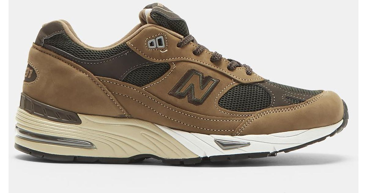 new balance nubuck 991