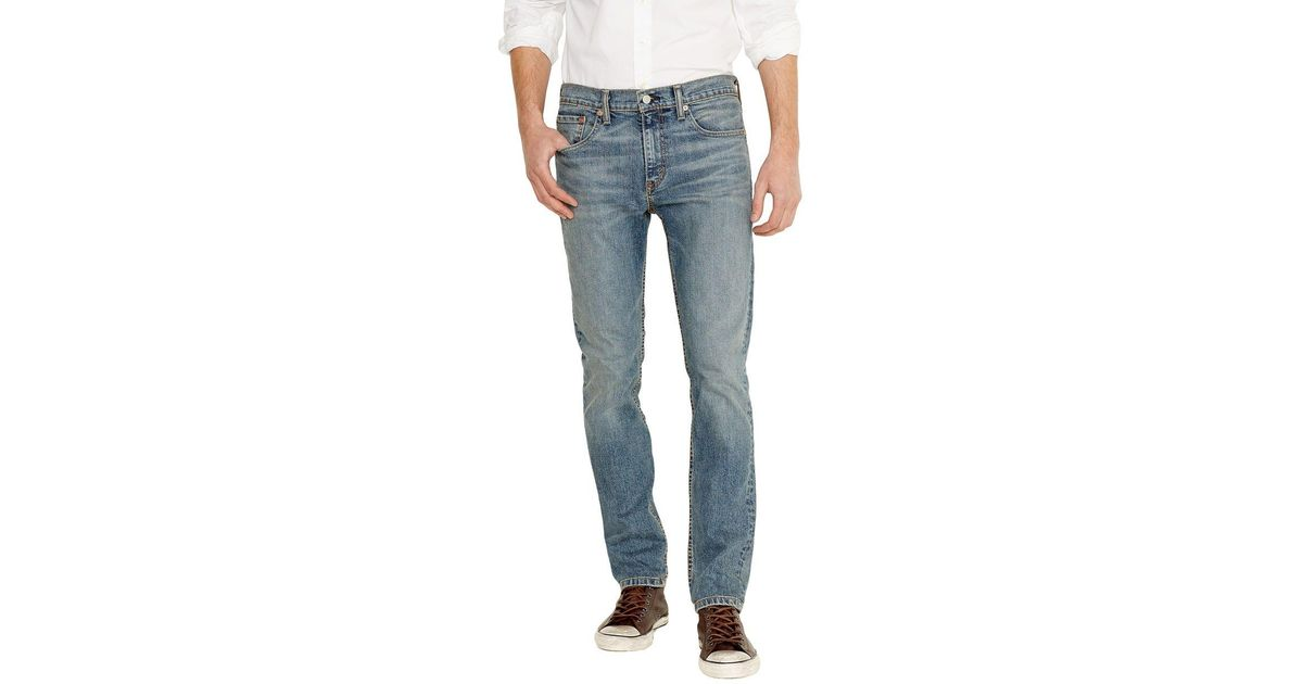 72ad673b517 Levi'S Bear Grass 511 Slim Fit Jeans in Blue for Men - Lyst