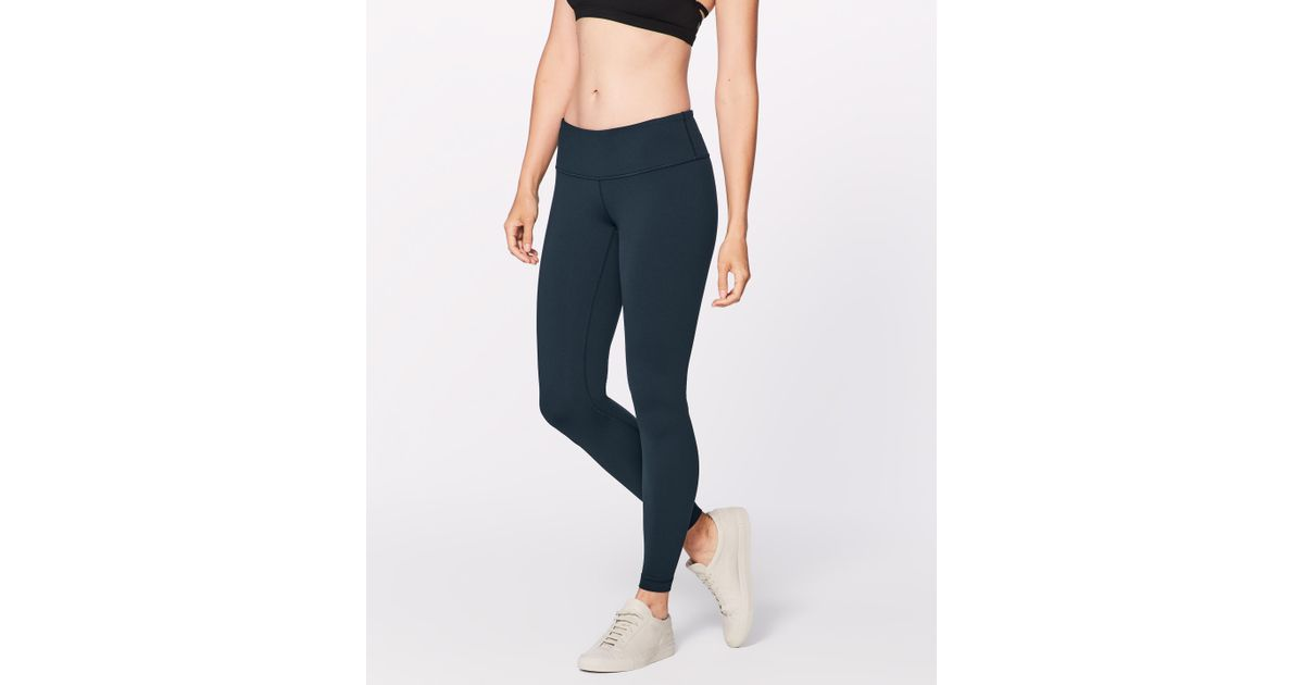 5766f3beae1f9 lululemon athletica Wunder Under Low-rise Tight *full-on Luon 28